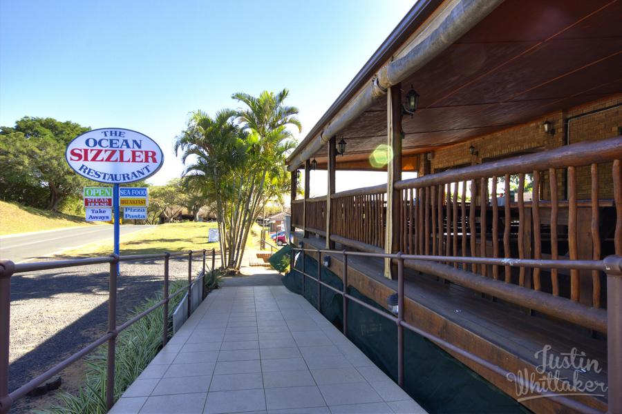 The Ocean Sizzler Restaurant