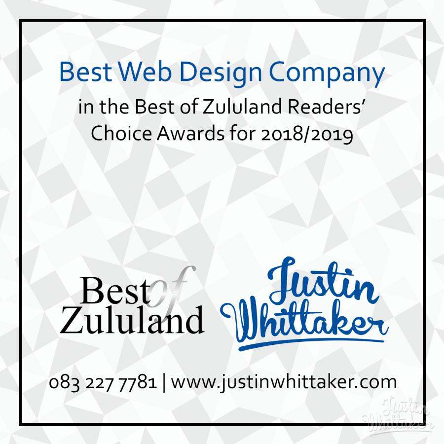 Best web design company Zululand